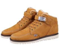 Wunk Fur Deff Shoes wheat