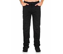 B77 Slim Denim Jeans schwarz