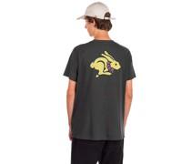 Evan Mock Running Rabbit T-Shirt