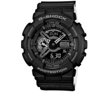 GA-110LP-1AER black