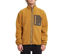 Muzzer Fuzzar Zip Sweater