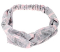Pink Palm Headband pink