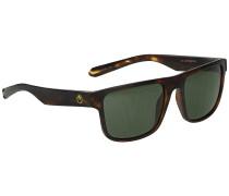 Inflector Matte Tortoise G15 Sonnenbrille braun