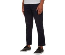 Lautner Crop Pants navy