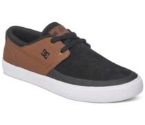 Wes Kremer 2 S Skate Shoes black