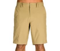"Stretch Wavefarer 20"" Shorts ash tan"