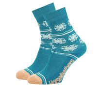 Grimm Socken (7-8) blau
