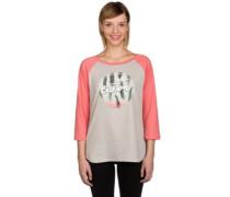Abby Raglan T-Shirt dove heather