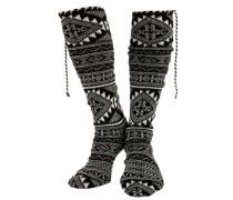 Moclov Mukluks Socks black