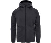 Radius Hooded Fleece Pullover grau