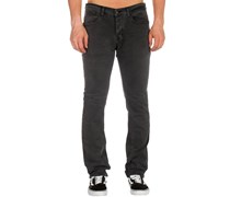 K Slim Denim Jeans schwarz