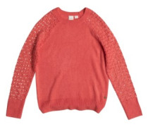 Passion Or Nothing Pullover spiced coral