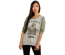 Eagle Qs T-Shirt LS heather grey