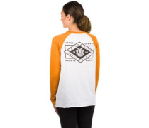 Wind Reglan T-Shirt LS white