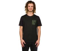 Dri-Fit Lagos Pocket Crew T-Shirt schwarz