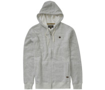 Surfplus Zip Hoodie lt grey heather