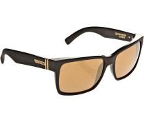 Elmore Battlestations Black Sonnenbrille schwarz