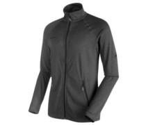 Runbold Light Ml Fleece Jacket graphite melange