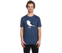 Gull 3 T-Shirt heather blue