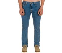 V76 Skinny Jeans vintage blue
