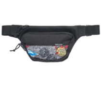 Graphic Waist Bag black