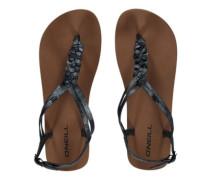 Ditsy Plus Sandals Women black out