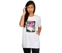 Mind Control T-Shirt optic white