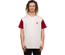 E-Corp Henley T-Shirt rot