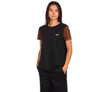 Wild Colorblock T-Shirt animal spot