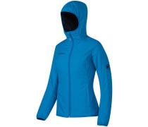 Runbold Advanced In Hooded Outdoor Jacke blau