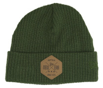 Fisherman Hex Beanie muster