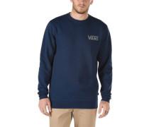 Exposition Sweater dress blues