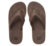 All Day Leather Sandals chocolate