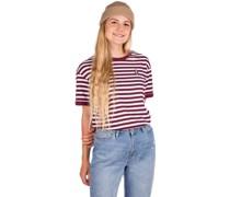 Jetty T-Shirt bright wht strp