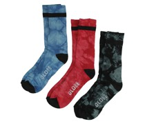 All Tied Up Socks 3 Pack (7-11)