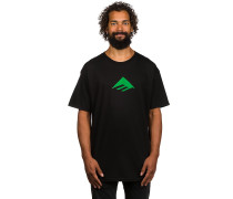 Triangle 7.1 T-Shirt schwarz