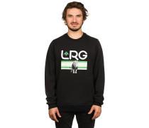 Zion Lion Crew Neck Sweater schwarz