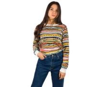Funkadelic Knit Sweater sunrise