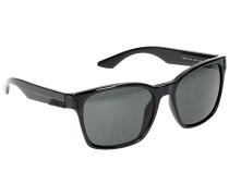 Leige Jet Sonnenbrille schwarz