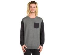 Roasted Crew Sweater grau