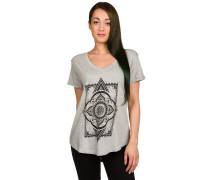 Moroccan Rug T-Shirt grau