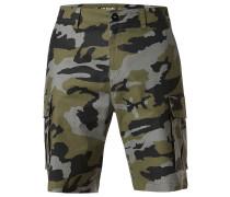Slambozo Camo 2.0 Shorts green camo