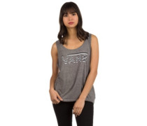 Good Times Tank Top grey heather