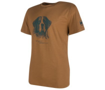 Barryvox T-Shirt timber