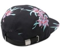 Gwen Camper Cap black hawaiian