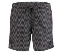 Deep Sea Boardshorts black aop