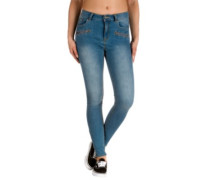 Night Spirit A Jeans medium blue