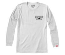 Full Patch Back T-Shirt LS black