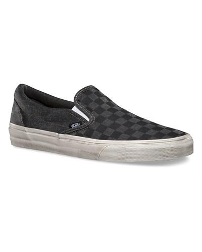 vans herren vans classic slip on slippers 20 reduziert. Black Bedroom Furniture Sets. Home Design Ideas