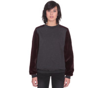 Carbonite Crew Neck Sweater schwarz